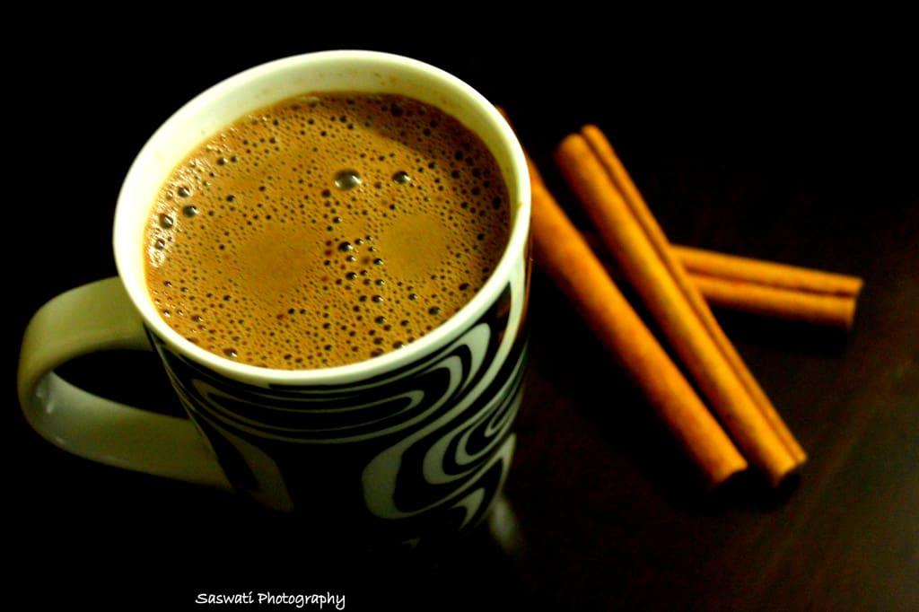 Hot Chocolate Latte