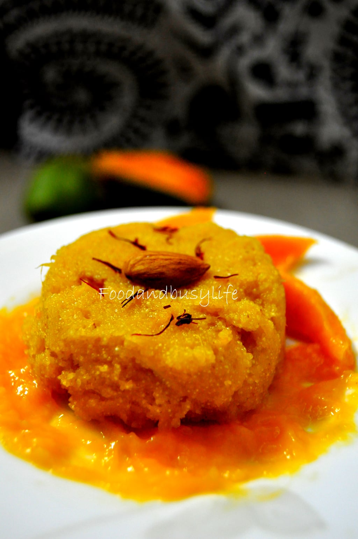 Mango Halwa – A dessert to relish!!