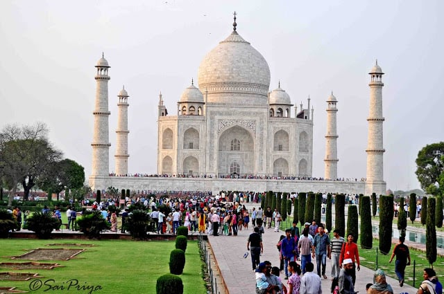 The City Of TAJ-MAHAL