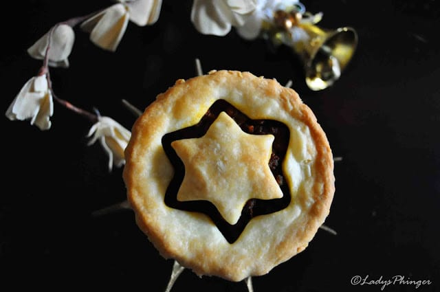 Christmas Pie with Indian Twist