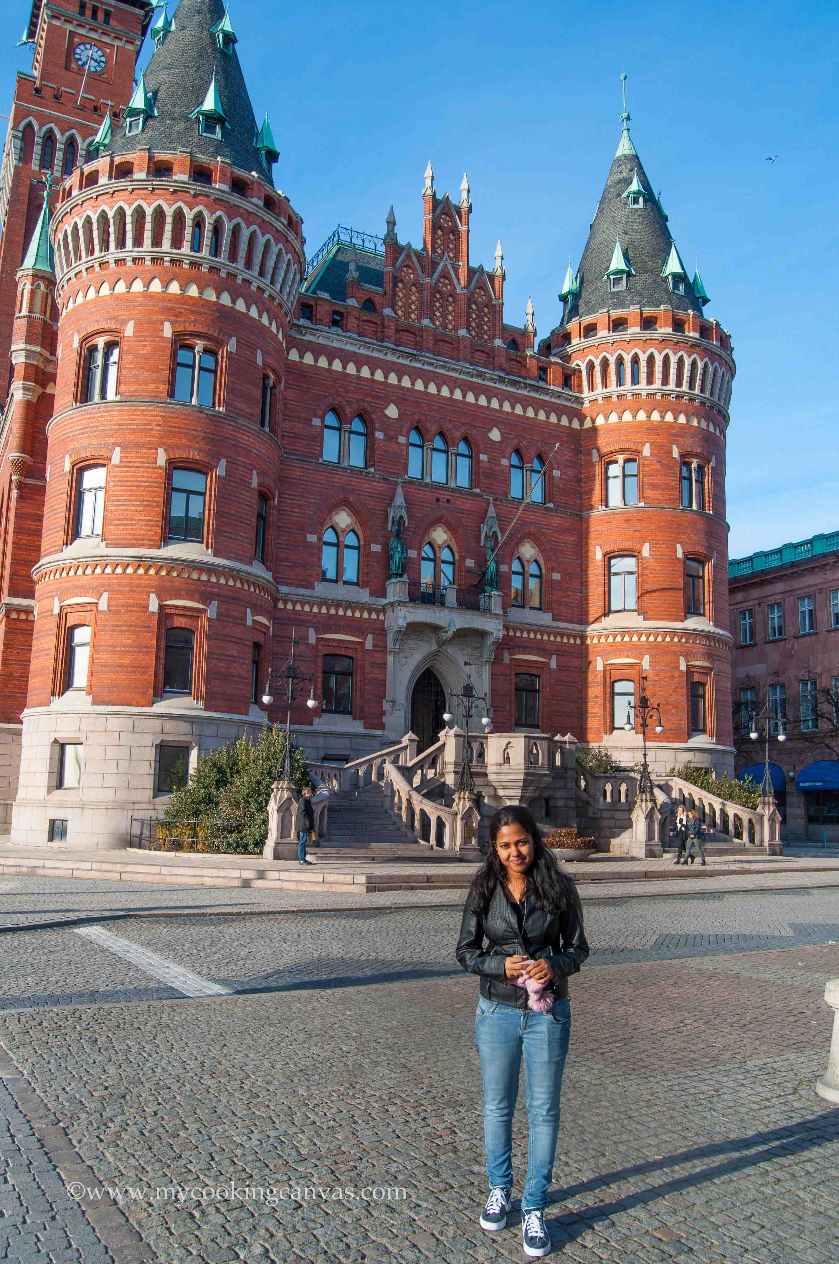 Ferry Travel to Sweden | 7 things to do In Helsingborg